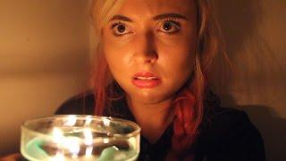 """I KNOW YOU'RE HERE, DON'T DISAPPEAR"" 