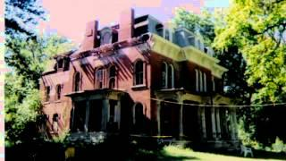 WDLJ 97 5  The Rock  Interview with Clinton County Paranormal  Mcpike Mansion Halloween 2013