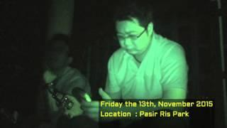 SPI Spooky EVP recording on Friday the 13th 2015!
