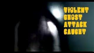 VIOLENT GHOST ATTACK ON TAPE | Youtube's Most Haunted EVER (ghost videos) Scary Videos
