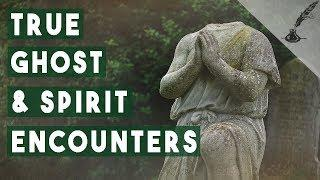 5 Eerie Allegedly True Ghost & Spirit Encounters | Real Paranormal Stories Series
