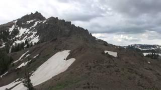 """Mount Raymond Part 8 """"Nearing A Very Windy Summit."""""""