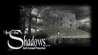 HAUNTED LYDFORD CASTLE | INTO THE SHADOWS Ep 8 | GHOST MANIFESTATION