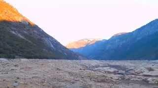 "Salt Springs Reservoir - Part 8 ""Exploring The Dry Lake Beds"""
