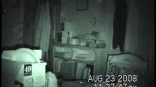 "Apparition video used on ""The Haunted"""
