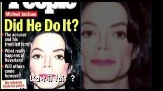 L'histoire tragédique de  Michael Jackson
