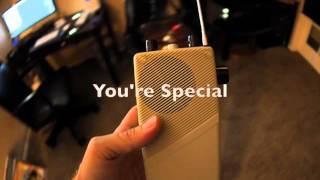 My new (to me) Joe's Box! YES! Rarest Spirit Box Ever Made!  Quick Test!