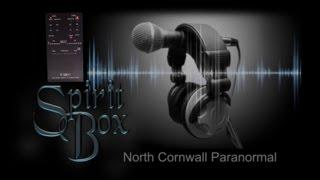 Spirit Box Session 10 - Paranormal Contact - EPIC FAIL - P-SB11