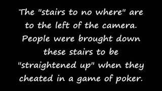 Flatline Paranormal- Bobby Mackey's - Footsteps