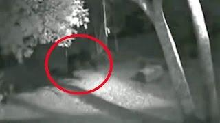 Scariest Poltergeist Activity Caught On Tape As Demon Attacks Camdorder