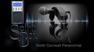 Spirit Box Session 9 - Paranormal Contact - P-SB7 - AWESOME Responses!