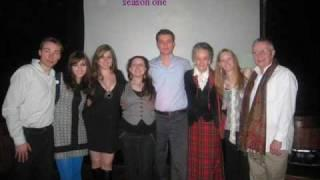 Ryan Buell And the paranormal State crew