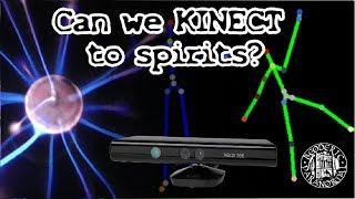 Can we Kinect to spirits? motion structured light sensor tracking SLS