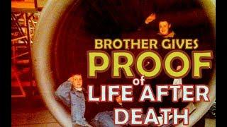 100% Amazing Proof of Life After Death, Brother's message from Spirit World on Huff Paranormal SCD2