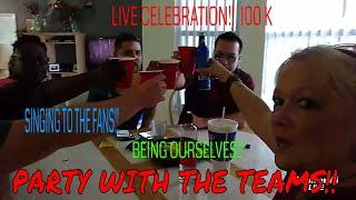 The G Team Paranormal Live get together