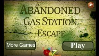 Abandoned Gas Station Escape Escape Escape 007 Games Walkthrough