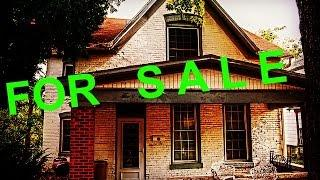 The Sallie House | Most Haunted House in Kansas | SALE