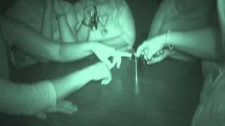Charlton House ghost hunt - 4th July 2015 - Table Tilting & Divination