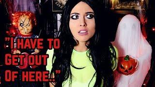 WHO IS BELLA..?   CREEPY GHOST STORY!