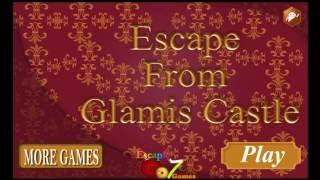 Escape from Glamis Castle Escape Escape 007 Games Walkthrough
