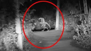 Unbelievable Ghost Footage!! Eerie Ghost Sighting Of 2017