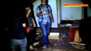 Wujud Paranormal Team #19 - Tinjauan Banglo atas bukit di Gombak 26 April 2012