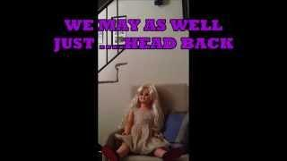 Haunted Doll Collection: Amy Arrives And Has Lots To Say!!!)