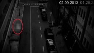 Haunting Supernatural Demonic Shape Caught on Cctv Camera, Real Ghost Scary Videos