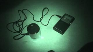 G.H.O.S.T Ghost Hunters Of Stoke On Trent...Private residence (Craig's lone vigil pt2)