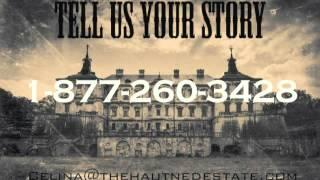 Bloody Mary - Creepy Kids - The Haunted Estate Podcast