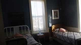 """St  Mary Louise Hospital and Art Center - Part 4 """"Touring Some Patient Rooms"""""""