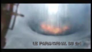 Vidéo étrange pris par la station ISS