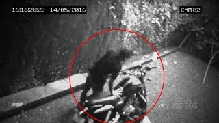 Boy Attacked By Ghost Caught On CCTV Camera | Scary Videos | Terrific Ghost Video | CCTV Ghost