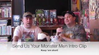 Aaahhhrrrgh! Send Us Your Monster Men Show Intro Videos
