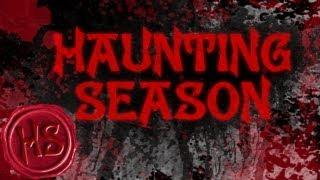 Introducing HAUNTING SEASON - NEW HORROR CHANNEL