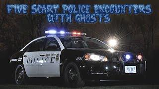 5 True Scary Police Encounters With Ghosts