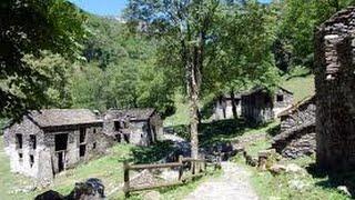I Mulini abbandonati di Piero Monteviasco Curiglia Varese