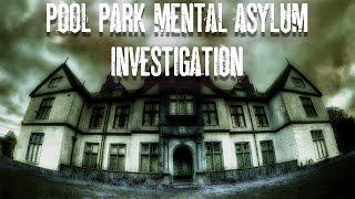 Pool Park Mental Asylum - DRAGGED DOWN THE STAIRS BY A DEMONIC PRESENCE?! (Paranormal Investigation)
