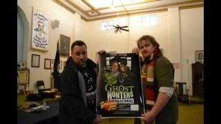 GHI Scott Tepperman, Paul Bradford ,Of Ghost Hunters International Corker Johnston , And Jay
