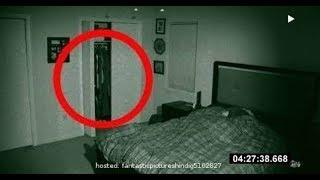 Paranormal Activity Compilation 2017 ! Ghostly Figure Caught on Camera, Scary Videos