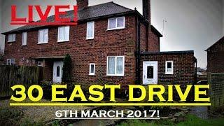 LIVE Tonight! | 30 East Drive The POLTERGEIST House | Europes Most HAUNTED Home?