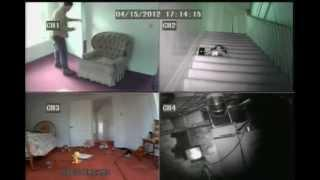 LIVE Ghost Web Cam, Sallie House Day 3 part 1