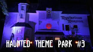 MYSTERIOUS MANSION - HAUNTED THEME PARK