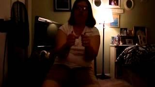 Dowsing rods session: EVP @2:01