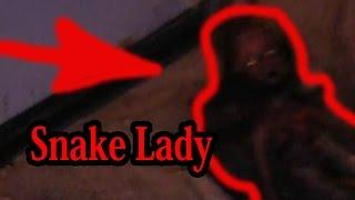ANOTHER PHOTO Of Dead Snake-Women (Part Two) Hybrid Scary Creature Photo | SCARY NEW REAL 2016