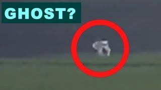 BEST GHOST SIGHTING OF YEAR 2017: Real Ghost Caught On Tape