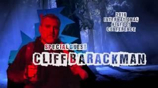 Meet Cliff Barackman - International Bigfoot Conference