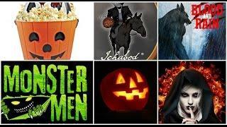 Monster Men Ep. 89: Halloween Show! Pumpkin Cinema, Horror Movies & Books, Pumpkin Ale