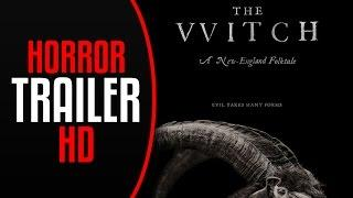 The Witch: A New England Folktale - Official Trailer (2016) Horror Movie | Anya Taylor-Joy