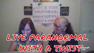 The G Team Paranormal LIVE FAN MAIL & MORE.